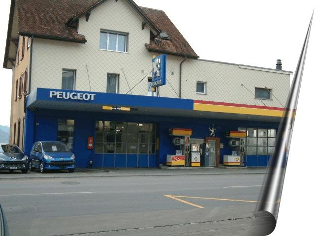 Ansicht heute - Rigi-Garage Kenel GmbH - Arth